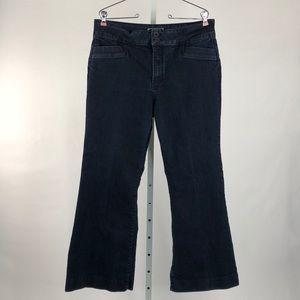 NYDJ Straight Leg High Rise Fit, Size 16P